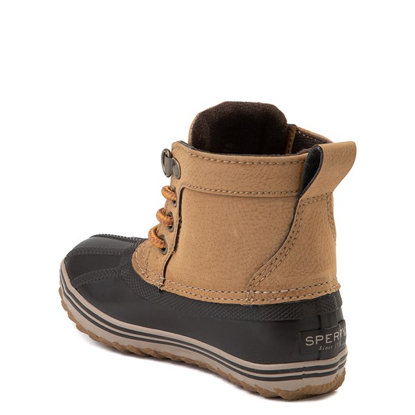 alternate view Sperry Top-Sider Bowline Casual Boot - Toddler / Little Kid -TanALT2