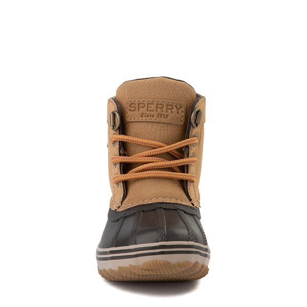 alternate view Sperry Top-Sider Bowline Casual Boot - Toddler / Little Kid -TanALT4