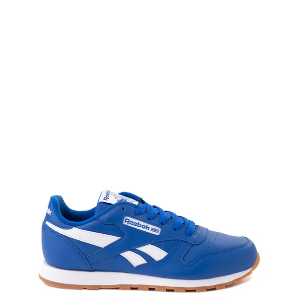 Main view of Reebok Classic Athletic Shoe - Big Kid - Royal Blue