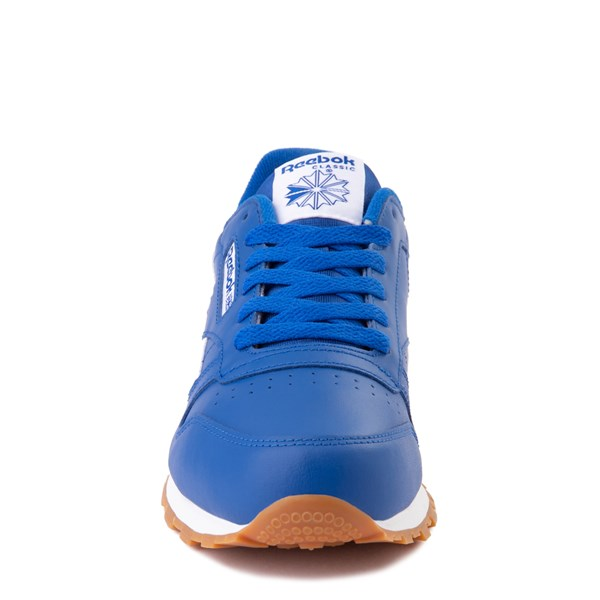 alternate view Reebok Classic Athletic Shoe - Big Kid - Royal BlueALT4
