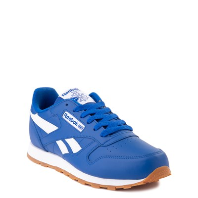 Alternate view of Reebok Classic Athletic Shoe - Big Kid - Royal Blue