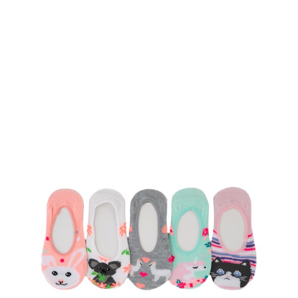 Cutie Critter Liners 5 Pack - Girls Baby - Multi