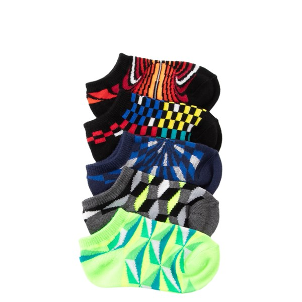 Main view of 3D Glow Footies 5 Pack - Toddler - Multicolor