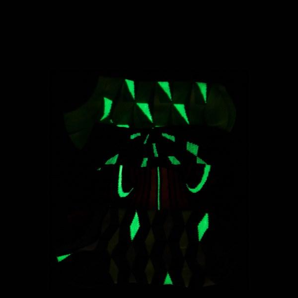 alternate view 3D Glow Footies 5 Pack - Big Kid - MultiALT1