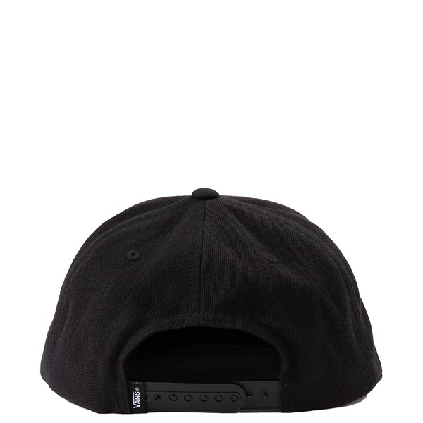 alternate view Vans Drop V Snapback Cap - BlackALT1