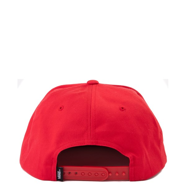 alternate view Vans Drop V Snapback Cap - Racing RedALT1