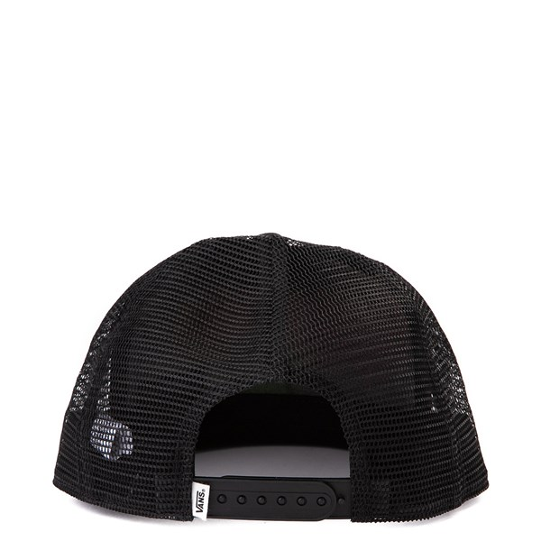 alternate view Vans Beach Bound 2 Trucker Hat - Black / Aura WashALT1