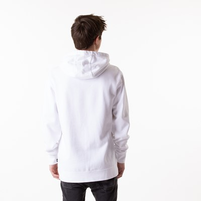 Alternate view of Mens Vans Cherries Box Logo Hoodie - White