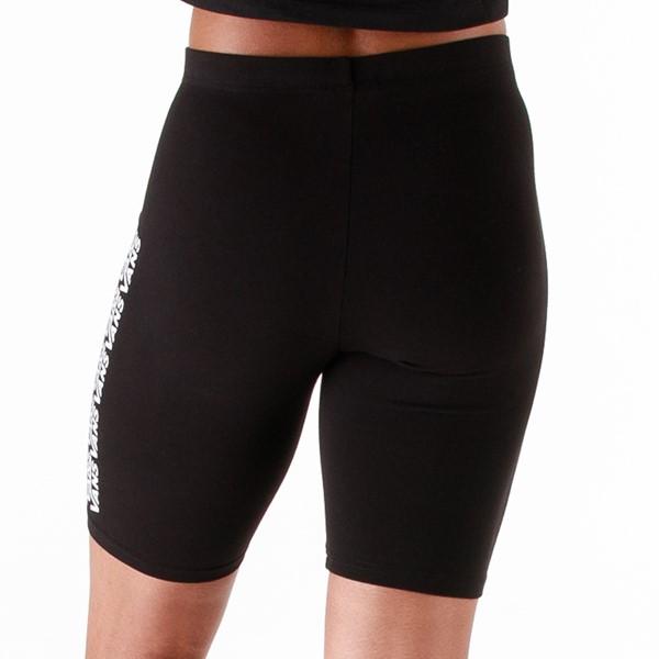 alternate view Womens Vans Fair Well Bike Shorts - BlackALT5B