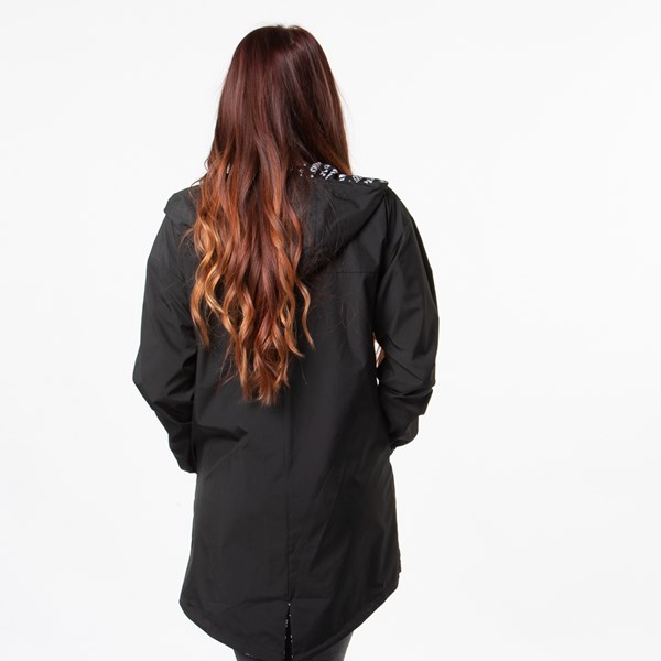 alternate view Womens Vans Mercy Reversible Jacket - BlackALT5