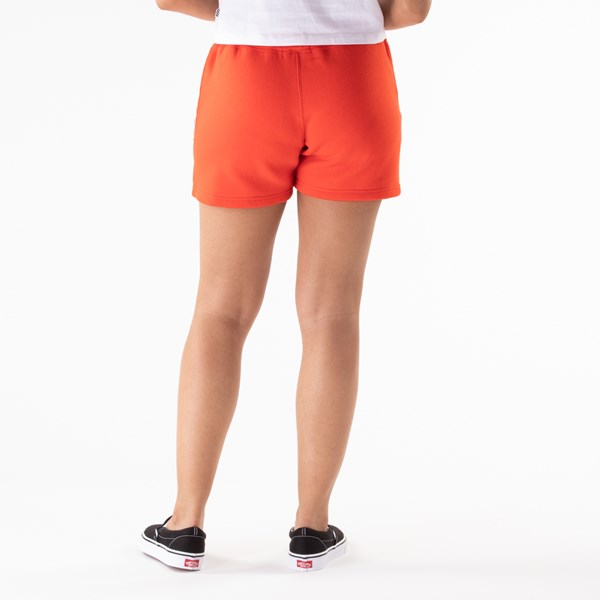alternate view Womens Vans Brand Striper Shorts - GrenadineALT2