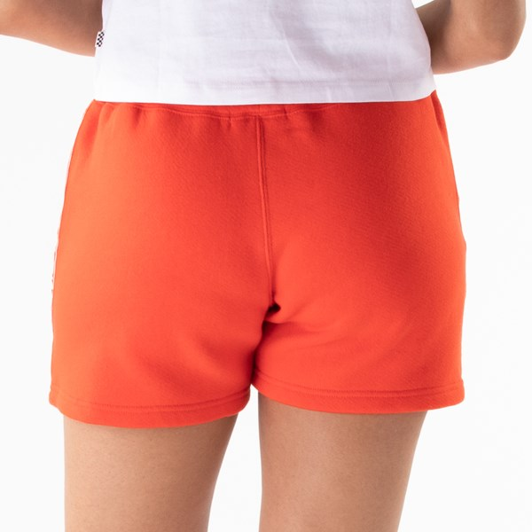 alternate view Womens Vans Brand Striper Shorts - GrenadineALT5C