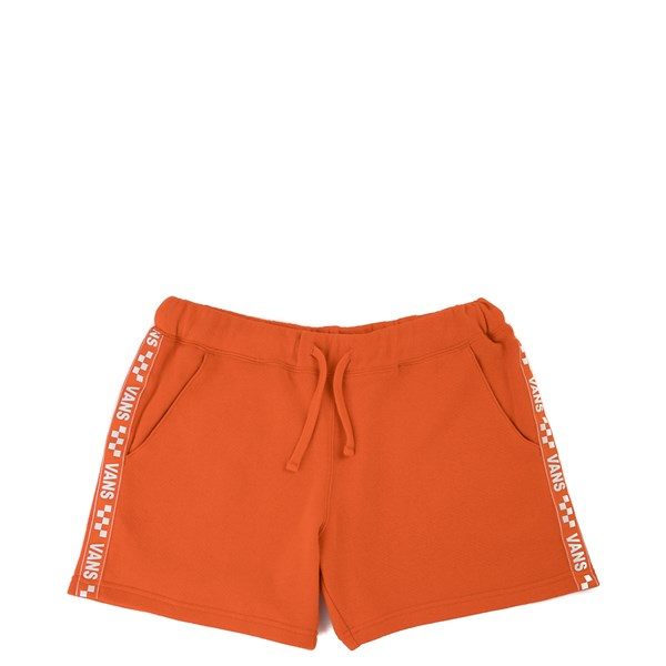 alternate view Womens Vans Brand Striper Shorts - GrenadineALT6
