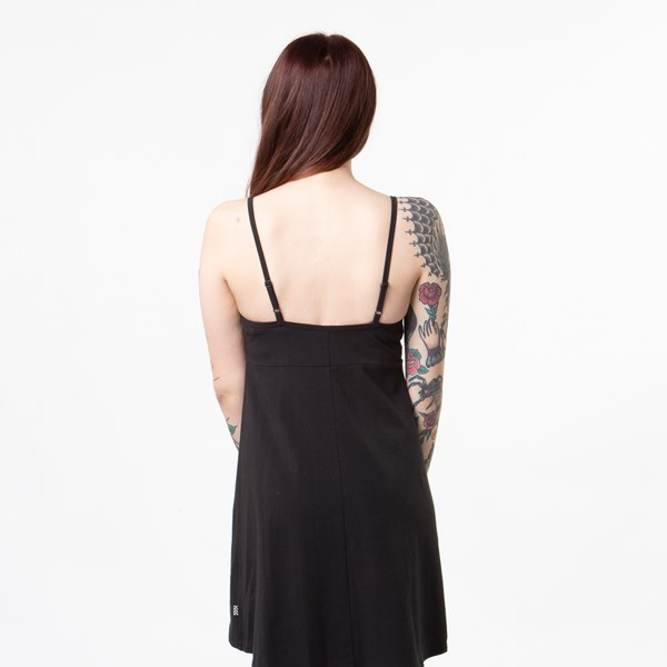 alternate view Womens Vans Meadowlark Skater Dress - BlackALT1