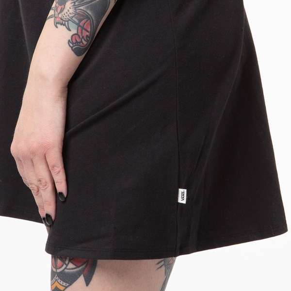 alternate view Womens Vans Meadowlark Skater Dress - BlackALT5