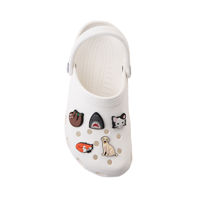 Alternate view of Crocs Jibbitz™ Animal Lover Shoe Charms 5 Pack - Multi