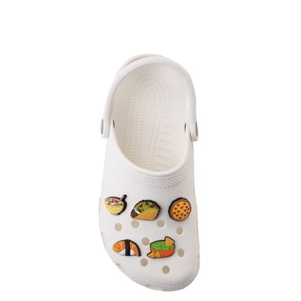 alternate view Crocs Jibbitz™ Foodie Shoe Charms 5 Pack - MulticolorALT1