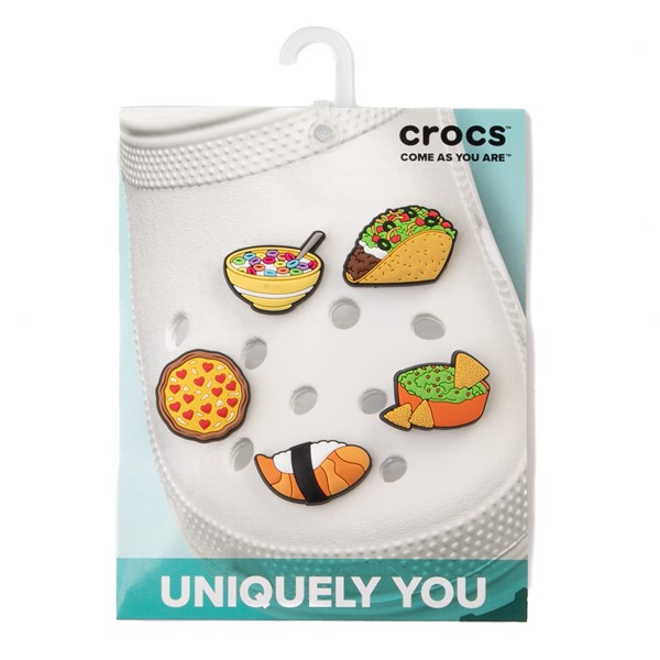 alternate view Crocs Jibbitz™ Foodie Shoe Charms 5 Pack - MulticolorALT2