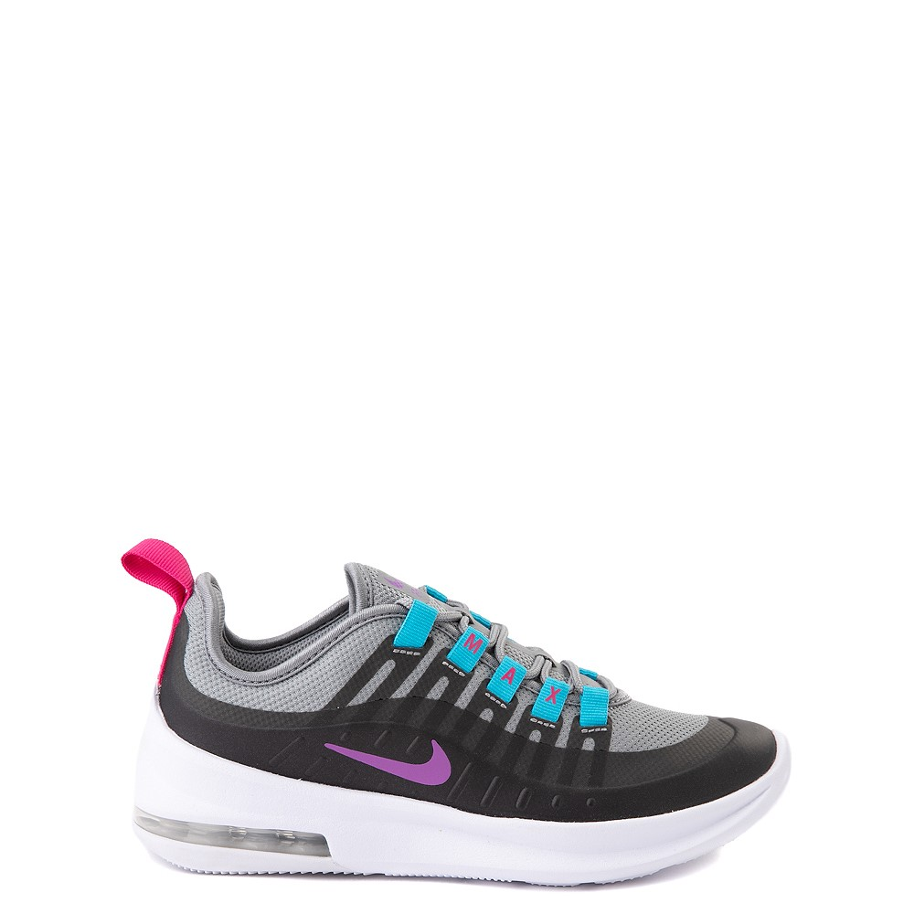 Nike Air Max Axis Athletic Shoe - Little Kid - Gray / Purple