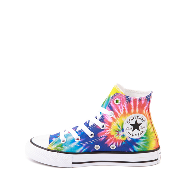alternate view Converse Chuck Taylor All Star Hi Sneaker - Little Kid - Tie DyeALT1