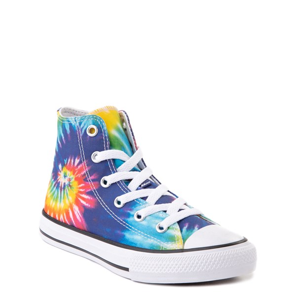 alternate view Converse Chuck Taylor All Star Hi Sneaker - Little Kid - Tie DyeALT1B