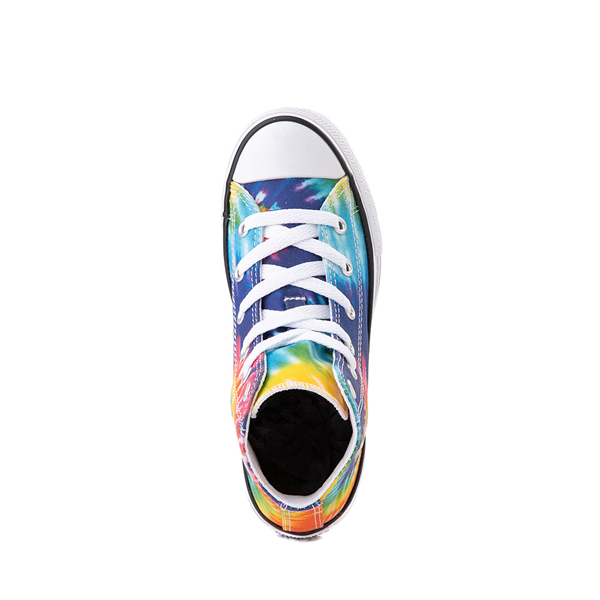 alternate view Converse Chuck Taylor All Star Hi Sneaker - Little Kid - Tie DyeALT2