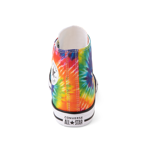 alternate view Converse Chuck Taylor All Star Hi Sneaker - Little Kid - Tie DyeALT4