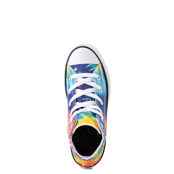 alternate view Converse Chuck Taylor All Star Hi Sneaker - Little Kid - Tie DyeALT4B