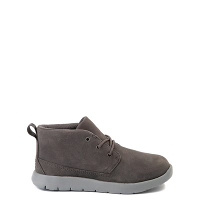 Main view of UGG® Canoe Chukka Boot - Little Kid / Big Kid - Charcoal