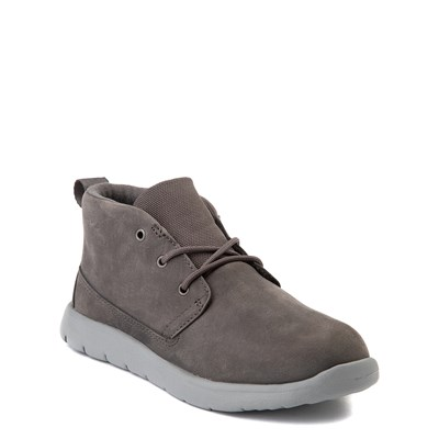 Alternate view of UGG® Canoe Chukka Boot - Little Kid / Big Kid - Charcoal