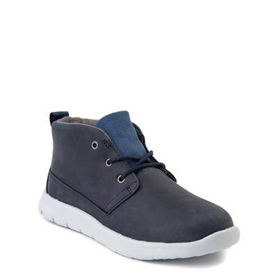 Alternate view of UGG® Canoe Chukka Boot - Little Kid / Big Kid - Indigo