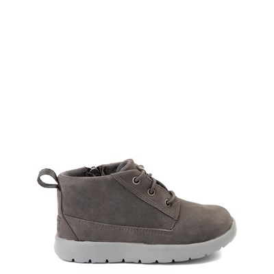 Main view of UGG® Canoe Chukka Boot - Toddler / Little Kid - Charcoal