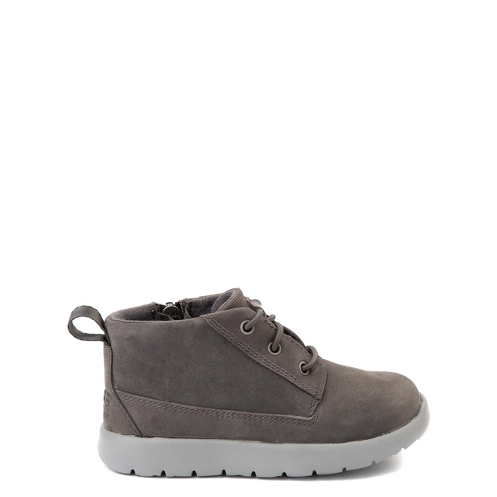 UGG® Canoe Chukka Boot - Toddler / Little Kid - Charcoal