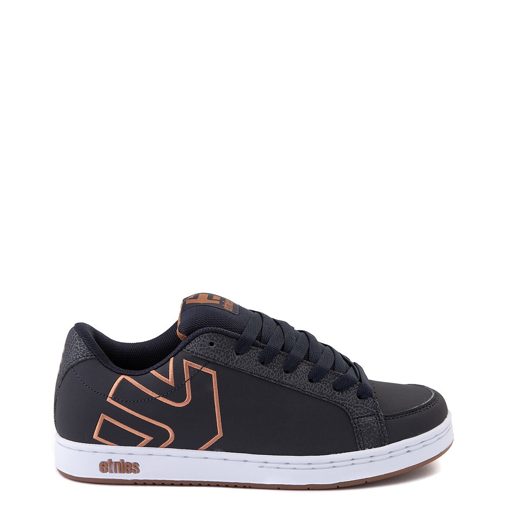 Mens etnies Kingpin 2 Skate Shoe - Navy / Gum