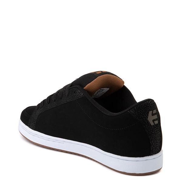 alternate view Mens etnies Kingpin 2 Skate Shoe - Black / GumALT2