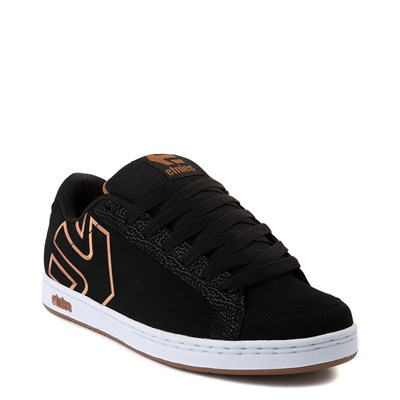 Alternate view of Mens etnies Kingpin 2 Skate Shoe - Black / Gum