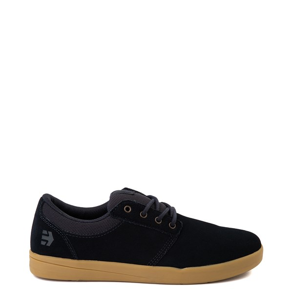 Mens etnies Score Skate Shoe - Navy / Gold