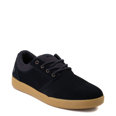 Alternate view of Mens etnies Score Skate Shoe - Navy / Gold