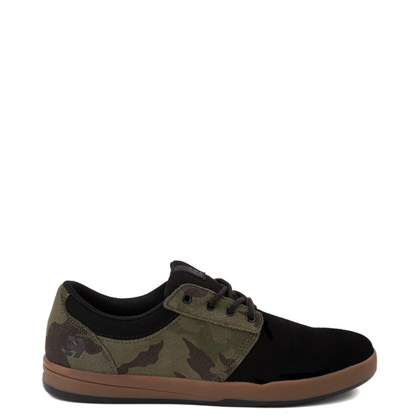 Main view of Mens etnies Score Skate Shoe - Black / Camo
