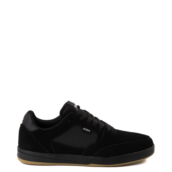 Main view of Mens etnies Veer Skate Shoe - Black / Gum