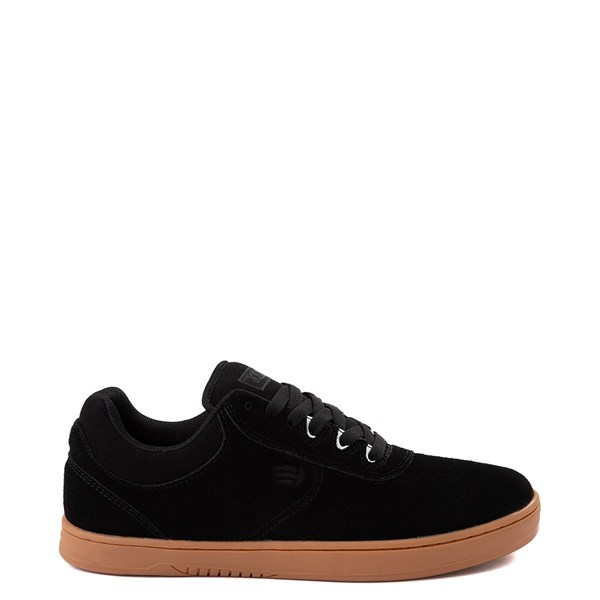 Main view of Mens etnies Joslin Pro Skate Shoe - Black / Gum