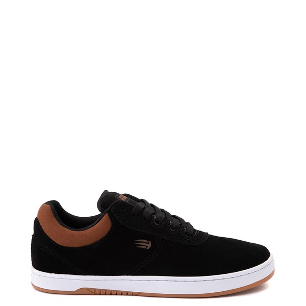 Main view of Mens etnies Joslin Pro Skate Shoe - Black / Brown