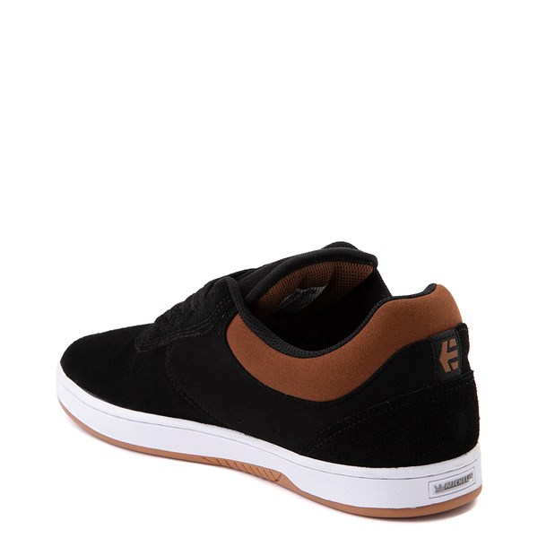 alternate view Mens etnies Joslin Pro Skate Shoe - Black / BrownALT2