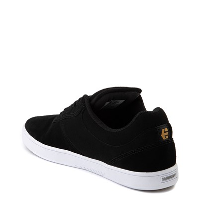 Alternate view of Mens etnies Joslin Pro Skate Shoe - Black / White / Gum