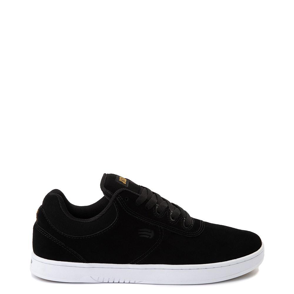 Mens etnies Joslin Pro Skate Shoe - Black / White / Gum