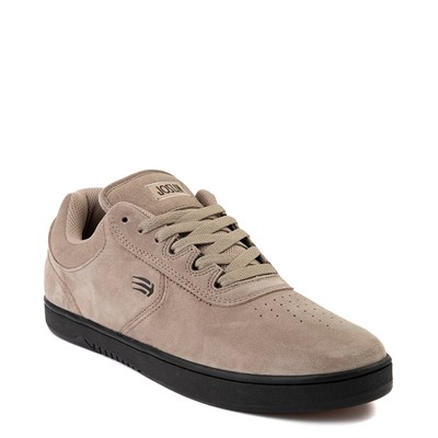 Alternate view of Mens etnies Joslin Pro Skate Shoe - Tan / Black