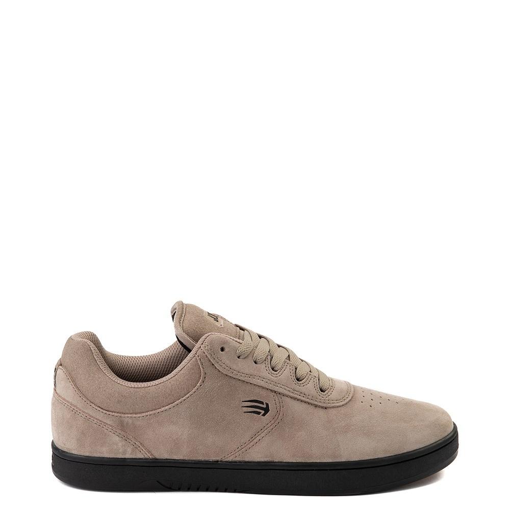 Mens etnies Joslin Pro Skate Shoe - Tan / Black