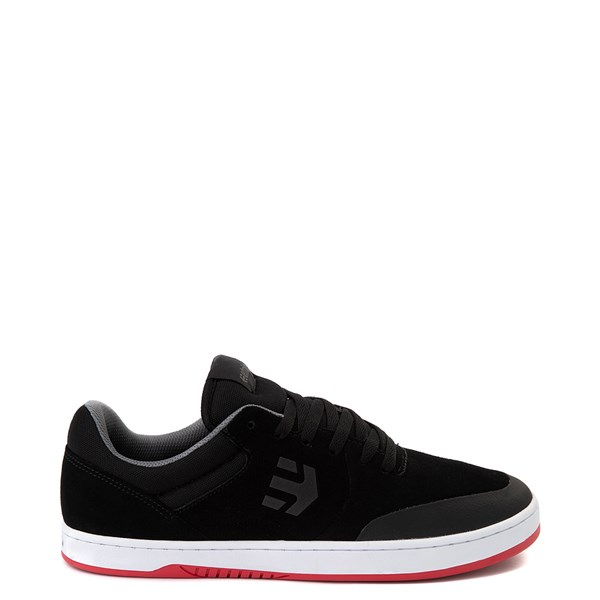 Main view of Mens etnies Marana Michelin Skate Shoe - Black / White / Red