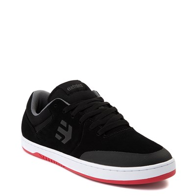 Alternate view of Mens etnies Marana Michelin Skate Shoe - Black / White / Red