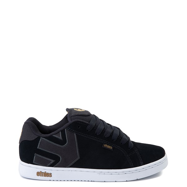 Main view of Mens etnies Fader Skate Shoe - Navy